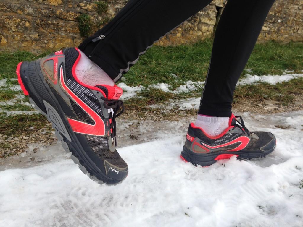 chaussures de trail Kapteren Explor