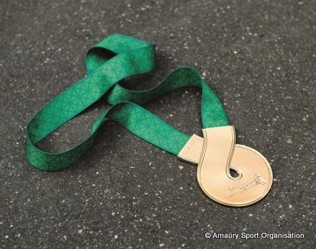 Marathon de Paris 2013 : la plus belle des médailles