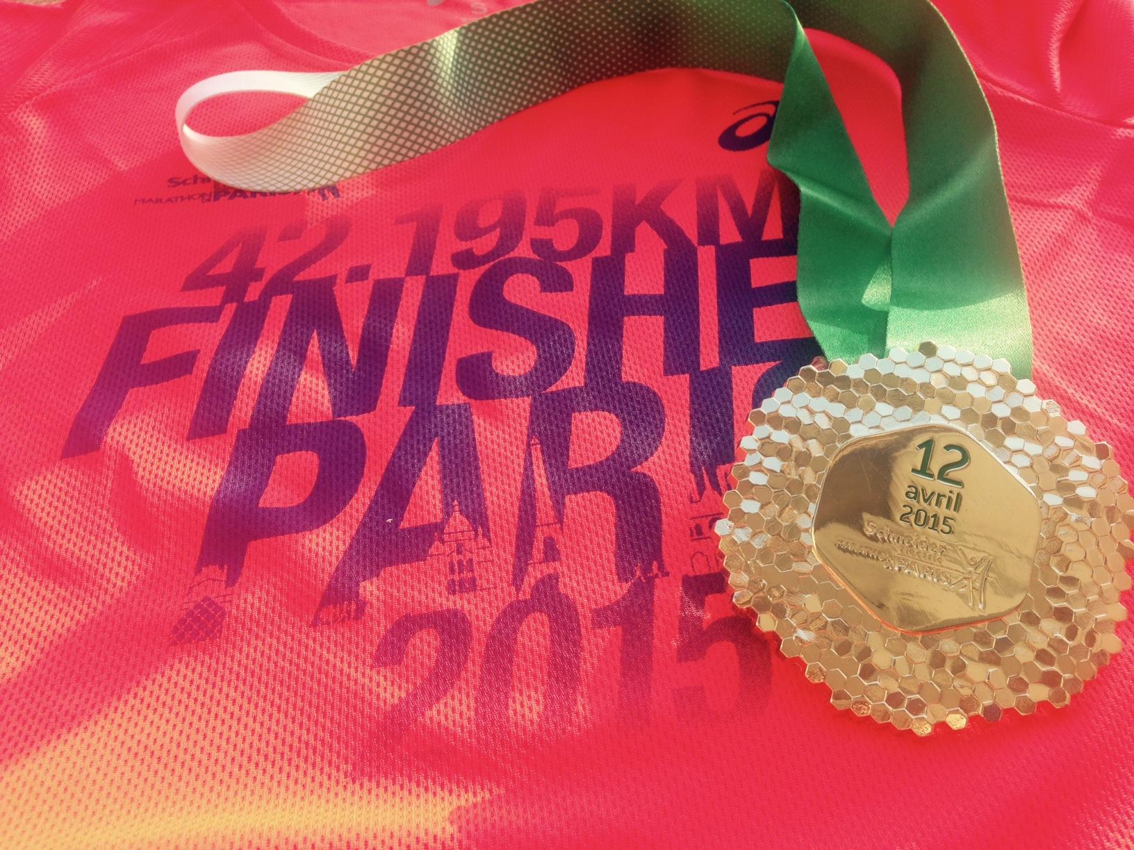 Marathon de Paris : le jeu de la course et du hasard