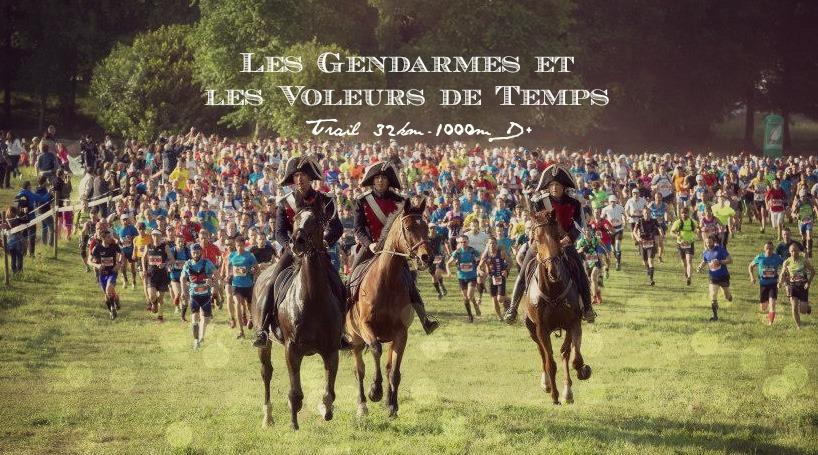 Mon trail chez les Gendarmes et les Voleurs de Temps