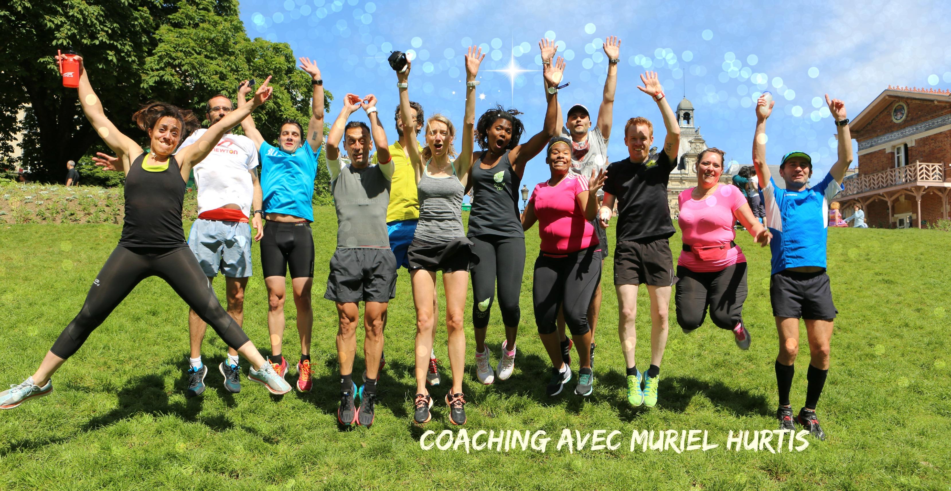 J'ai testé : courir avec Muriel Hurtis (mais pas aussi vite…)