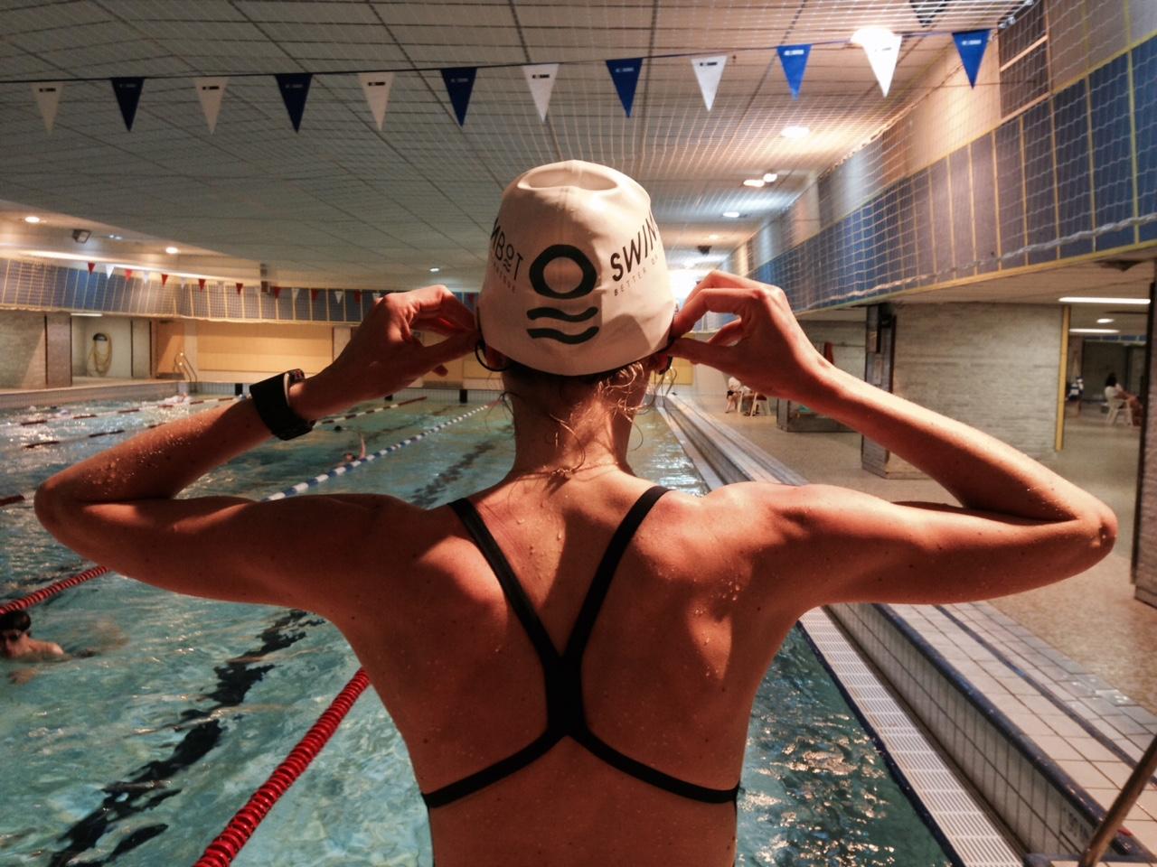 J'ai testé SWIMBOT : le coach connecté pour mieux nager